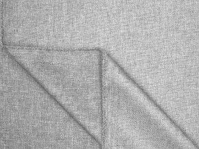 OXFORD LINEN 200 (L91 stříbrná SILVER)-160cm / VELKOOBCHOD