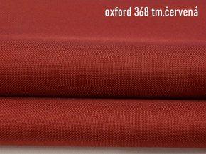 OXFORD 200/368 tmavě červená 160cm / VELKOOBCHOD