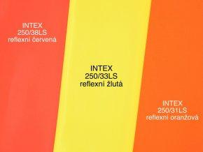 INTEX 250/33LS reflexní žlutá / VELKOOBCHOD