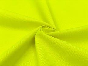 OXFORD 200/111LS reflexní žlutá 160cm zbytková metráž