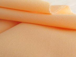 DOMESTIK 145/300 světle oranžová 150cm / VELKOOBCHOD