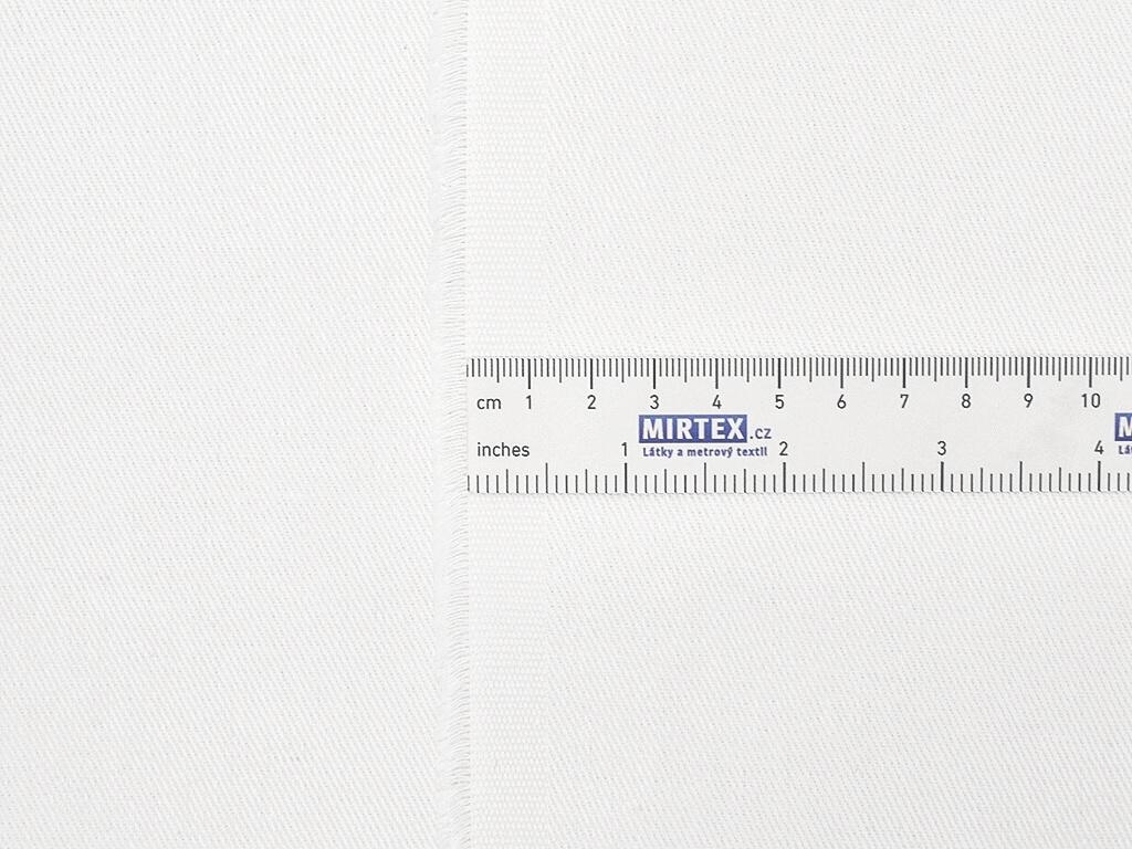 Mirtex NORD 290/00 bílá / METRÁŽ NA MÍRU Ceník: METRÁŽ: od 1 metrů