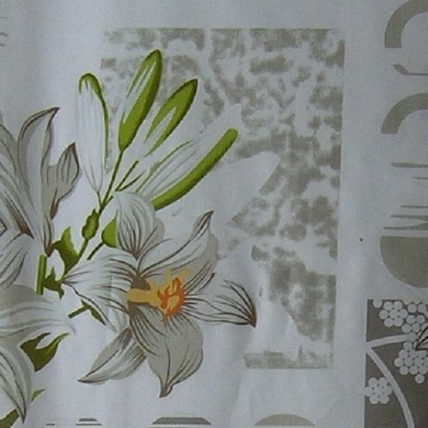 Mirtex DOMESTIK 145/13702-1 velké květy šíře 220cm Baleno: MALOOBCHOD: od 4 metrů na míru (SLEVA 14% pří odvíjení nad 15m)