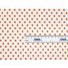 FLANEL 150 (14559-1 drobný vzor oranžový) 150cm