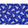 HCP120 Plátno (211860-1) - Stříbrný strom modrý / VELKOOBCHOD