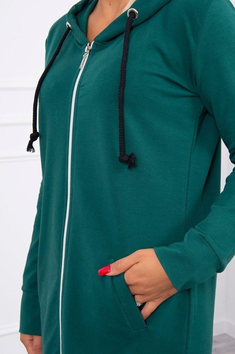 eng_pm_Hooded-dress-with-a-hood-green-18216_4