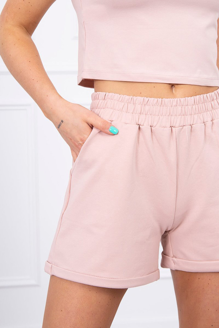 eng_pl_Cotton-set-with-shorts-dark-powdered-pink-17461_4