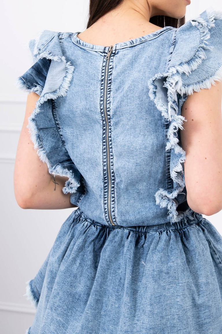 eng_pl_Stretch-denim-dress-with-double-frill-S-M-L-XL-17376_2