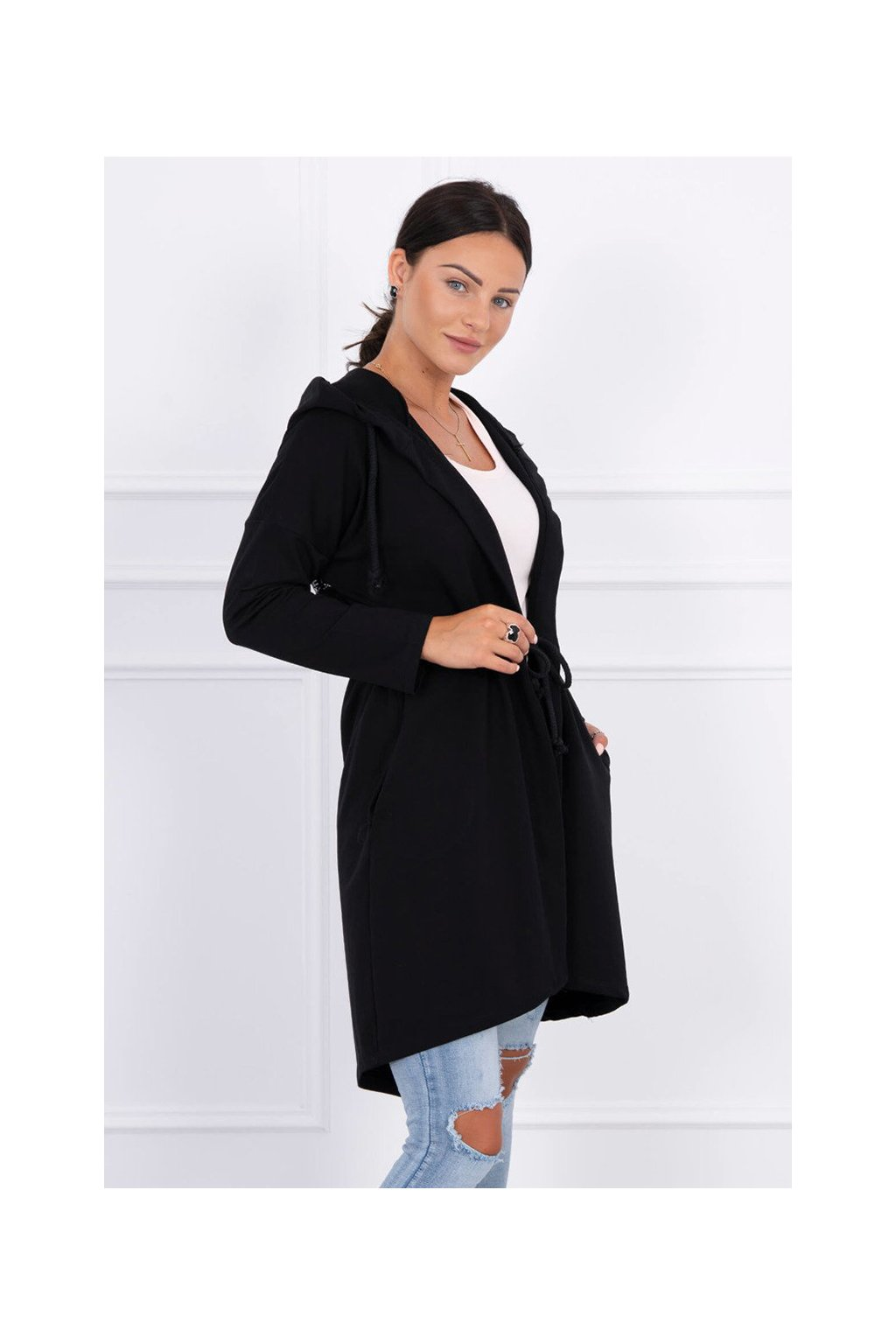 eng pl Coatee with longer back black 15361 3