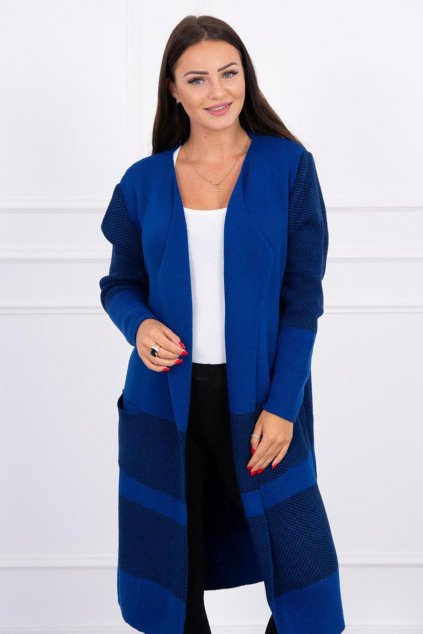 eng pl Lapel sweater mauve blue 15819 3