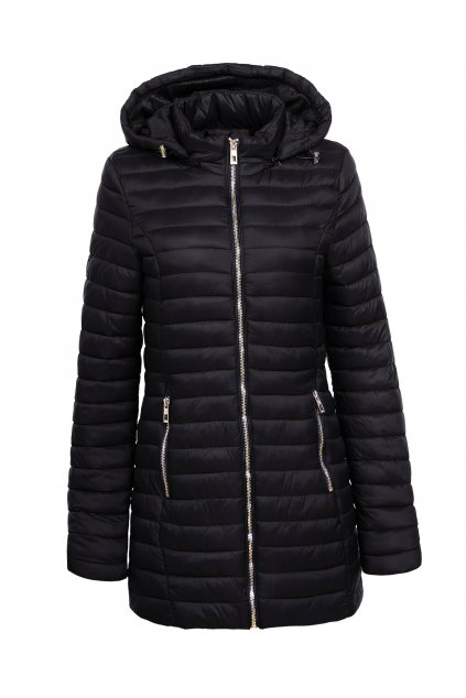 Women s thin down coat (2)