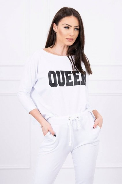 eng pm Set with Queen print white 17303 4