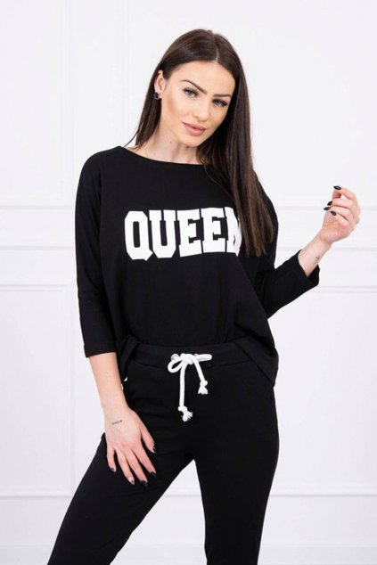eng pm Set with Queen print black 17304 4