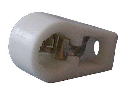 Anodová čapka  6,4mm