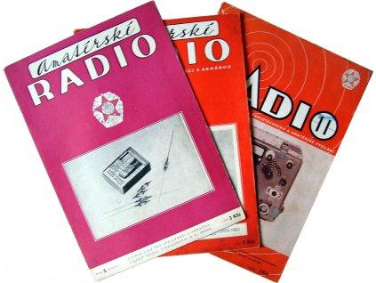Amatérské radio