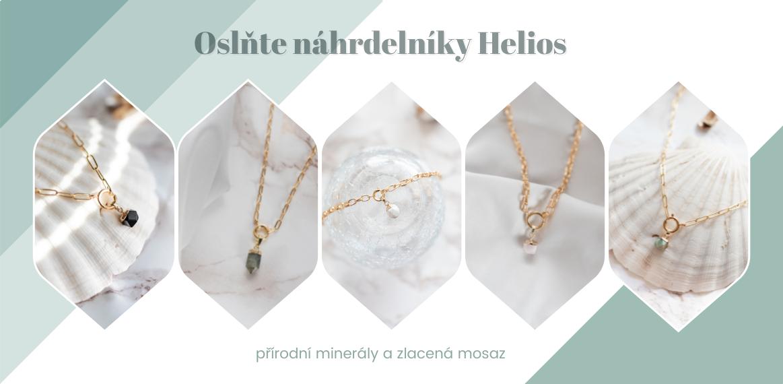 Helios náhrdelníky