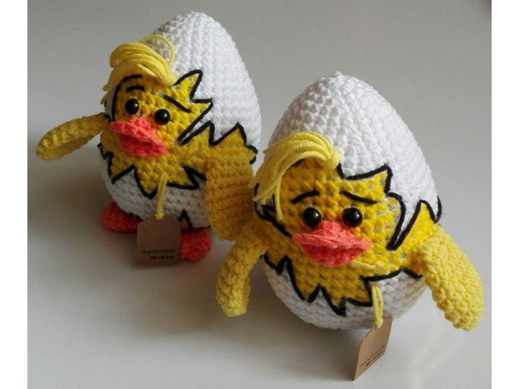 kuřátko ve vajíčku 25,