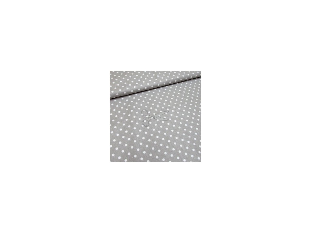 puntík na šedé