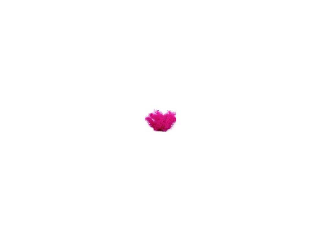 tmavě růžová