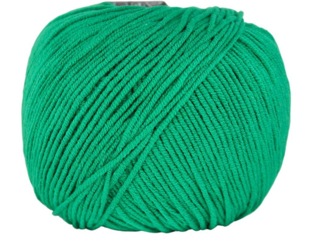 Jeans 8142 tmavě zelená