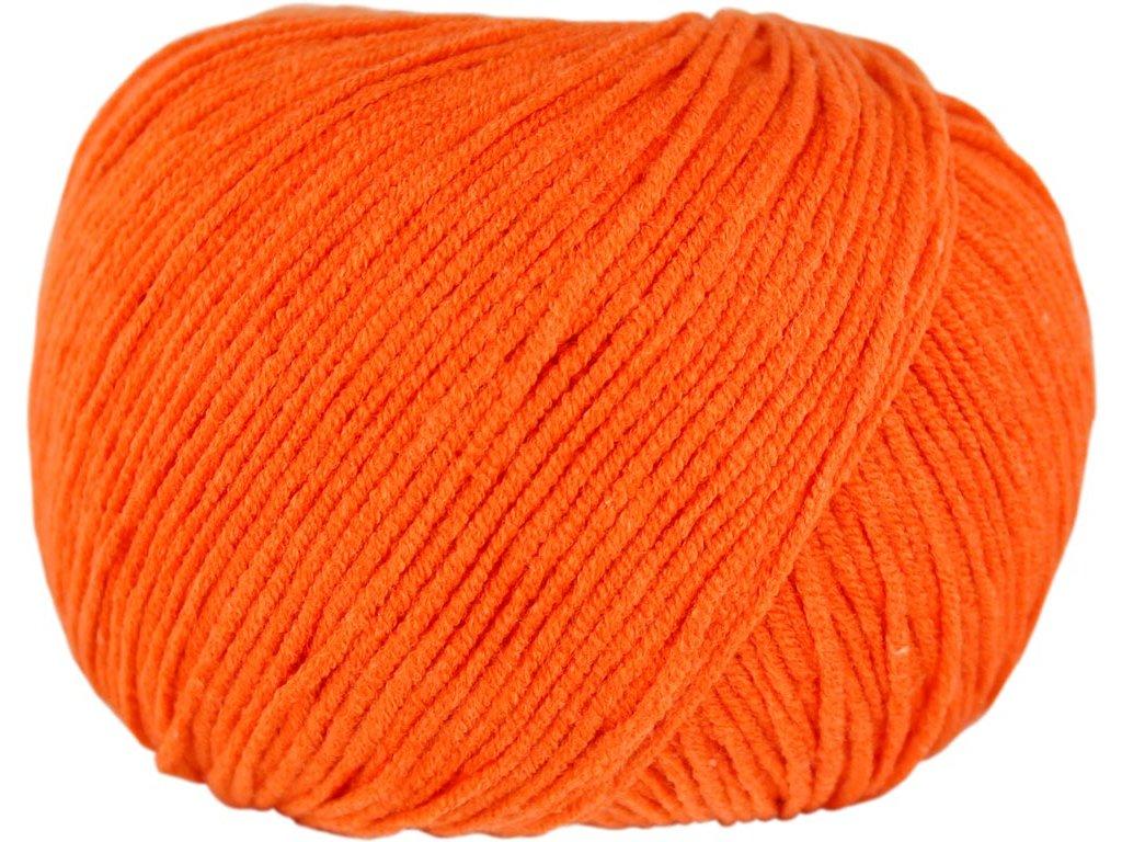Jeans 8194 oranžová