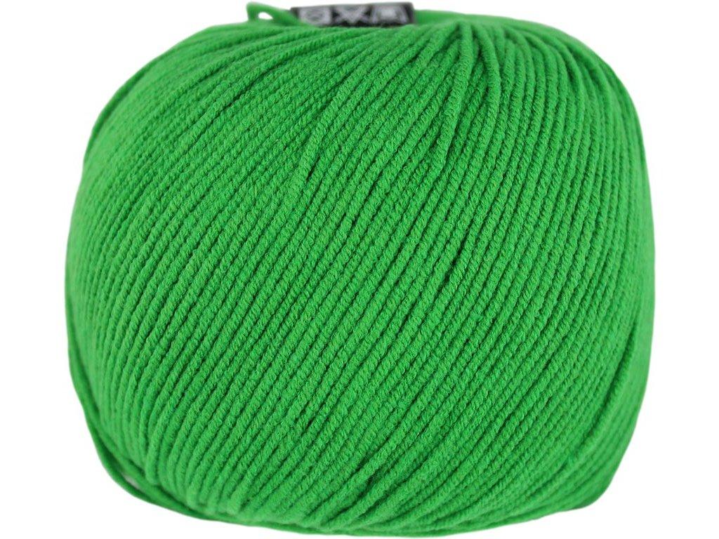 Jeans 8147 trávově zelená