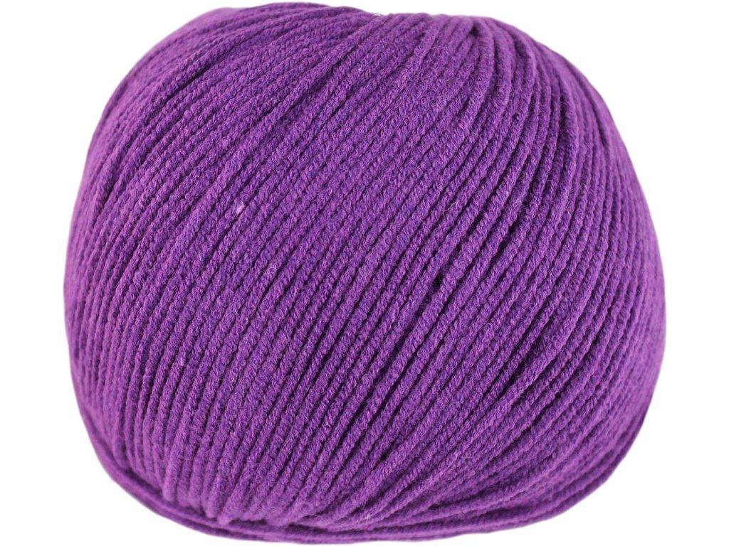 Jeans 8060 tmavě fialová