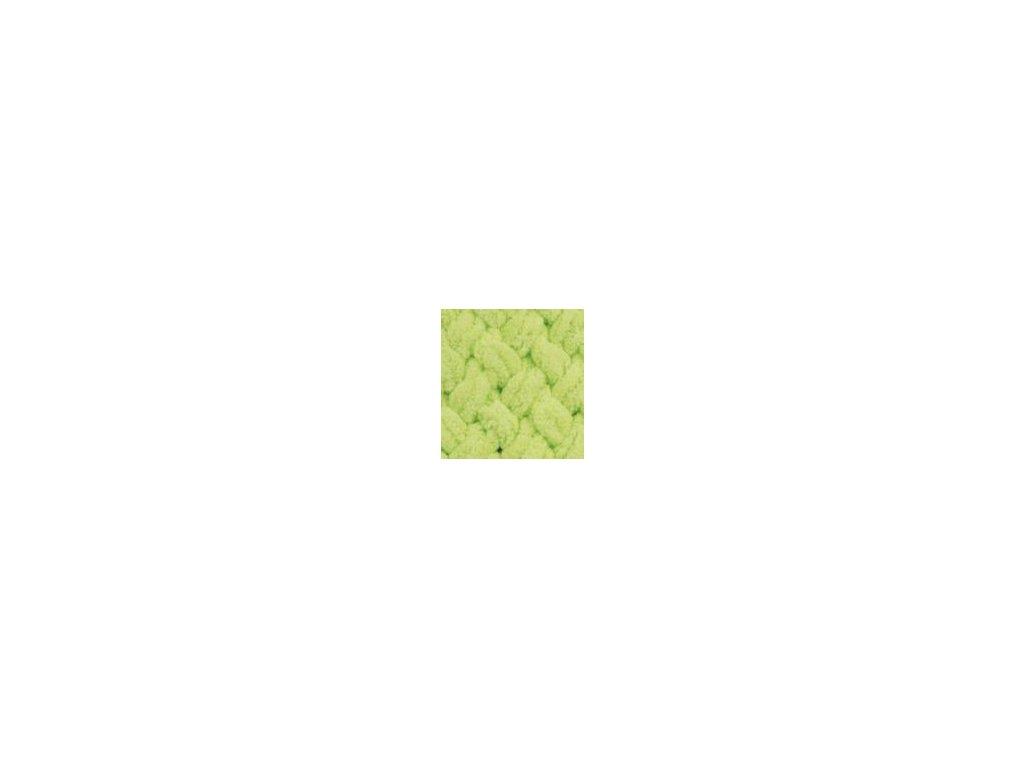 Puffy 041 jarní zelená