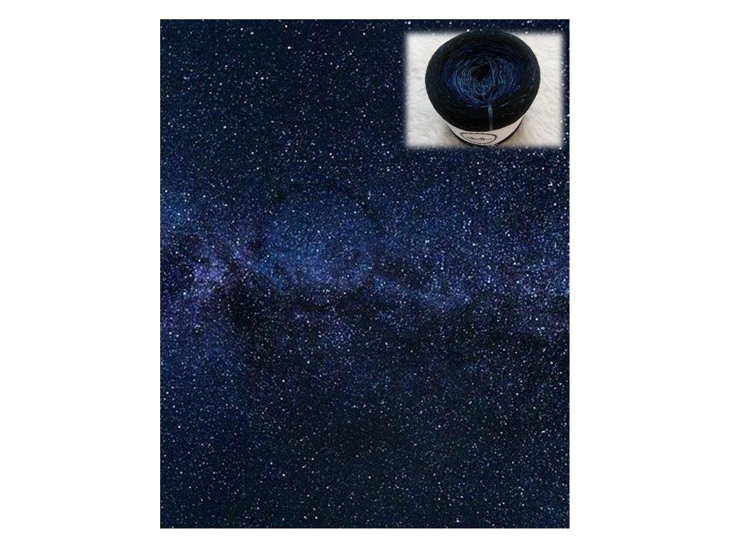 hvězdné nebe +