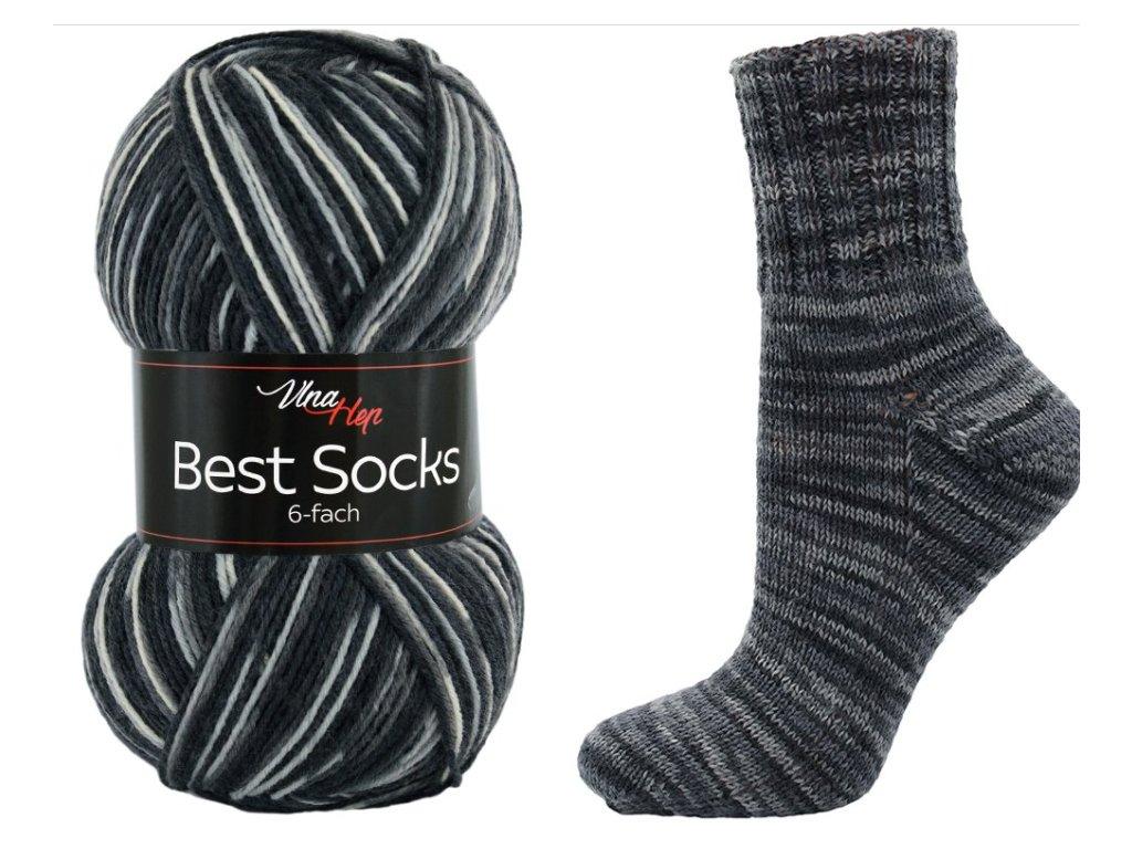 Best Socks (6-fach) 7033