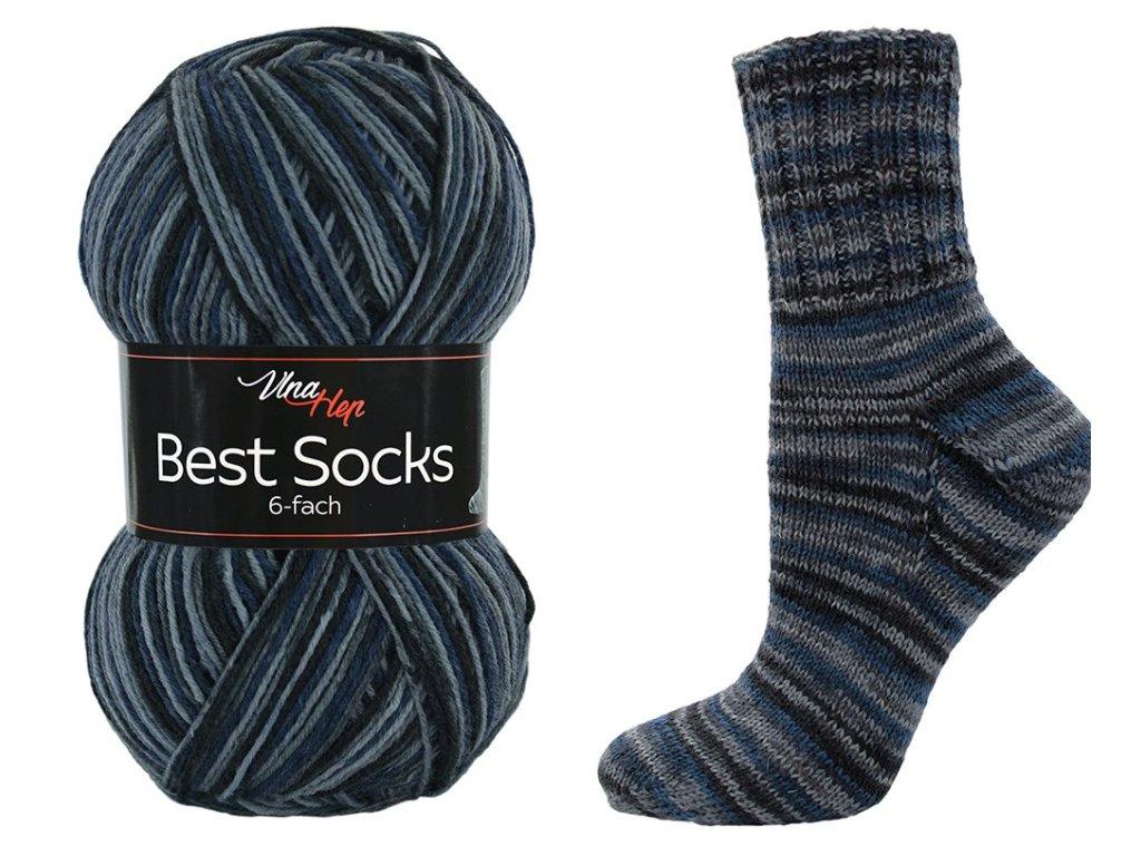 Best Socks (6-fach) 7034