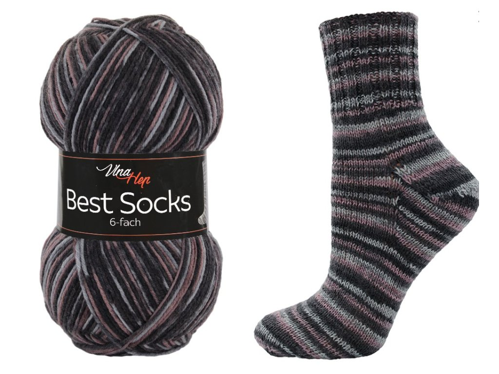 Best Socks (6-fach) 7035