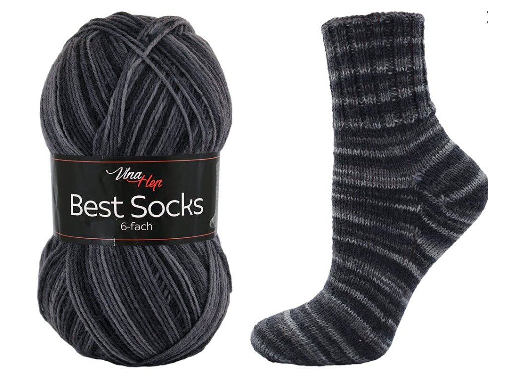 Best Socks (6-fach) 7036