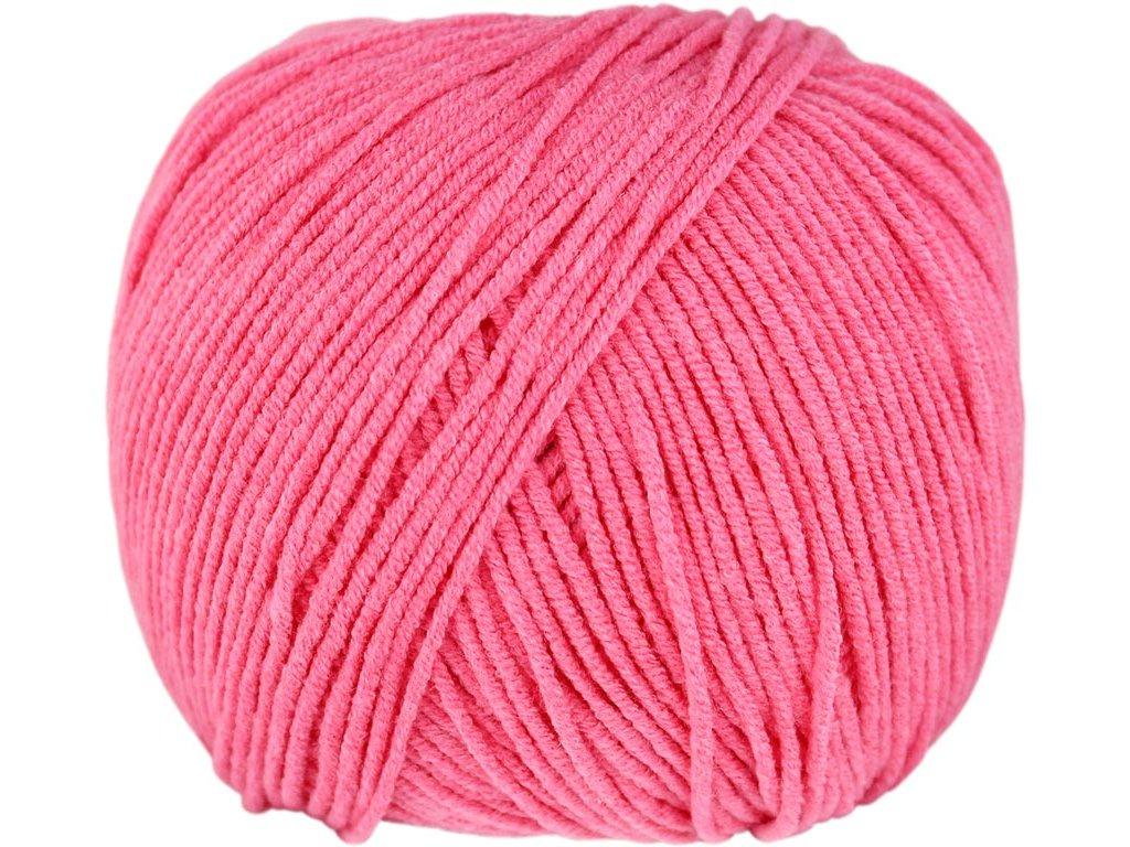 Jeans 8033 růžová jasná