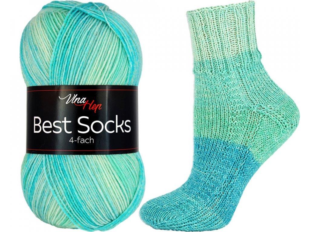 Best Socks (4fach) 7325