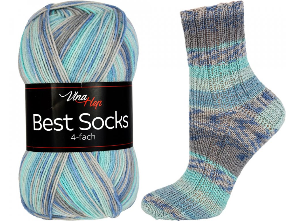 Best Socks (4fach) 7302