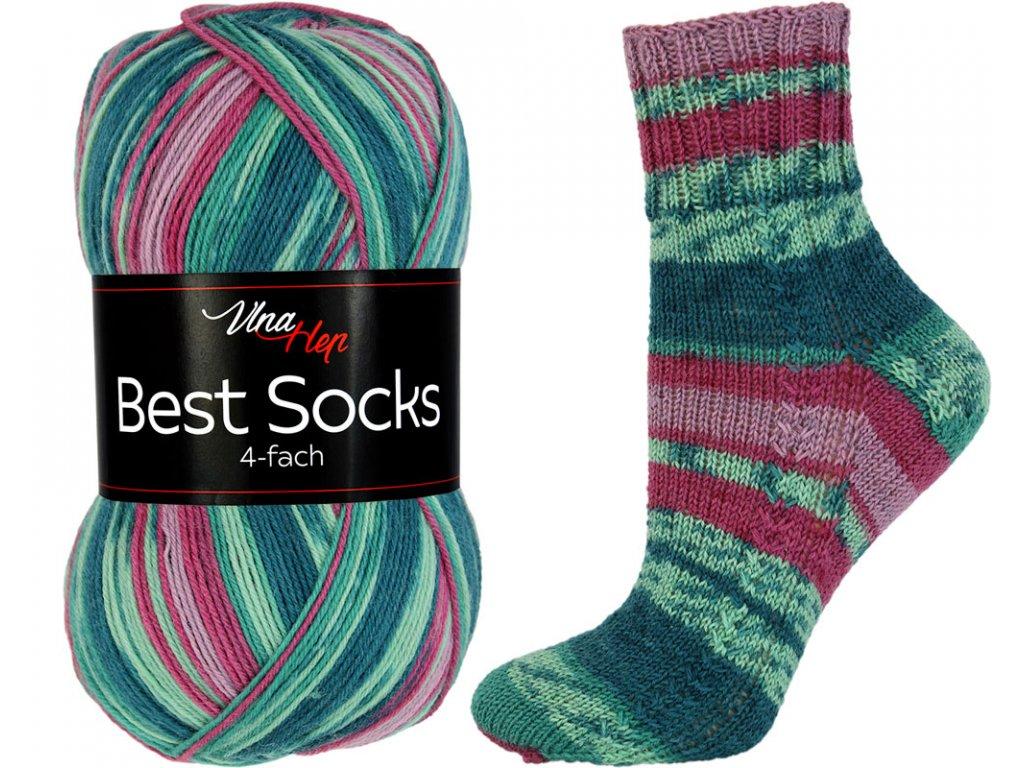 Best Socks (4fach) 7315