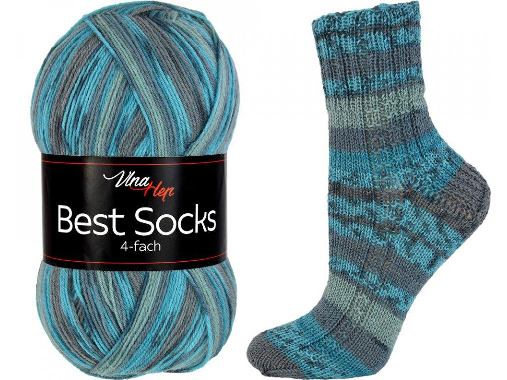 Best Socks (4fach) 7309