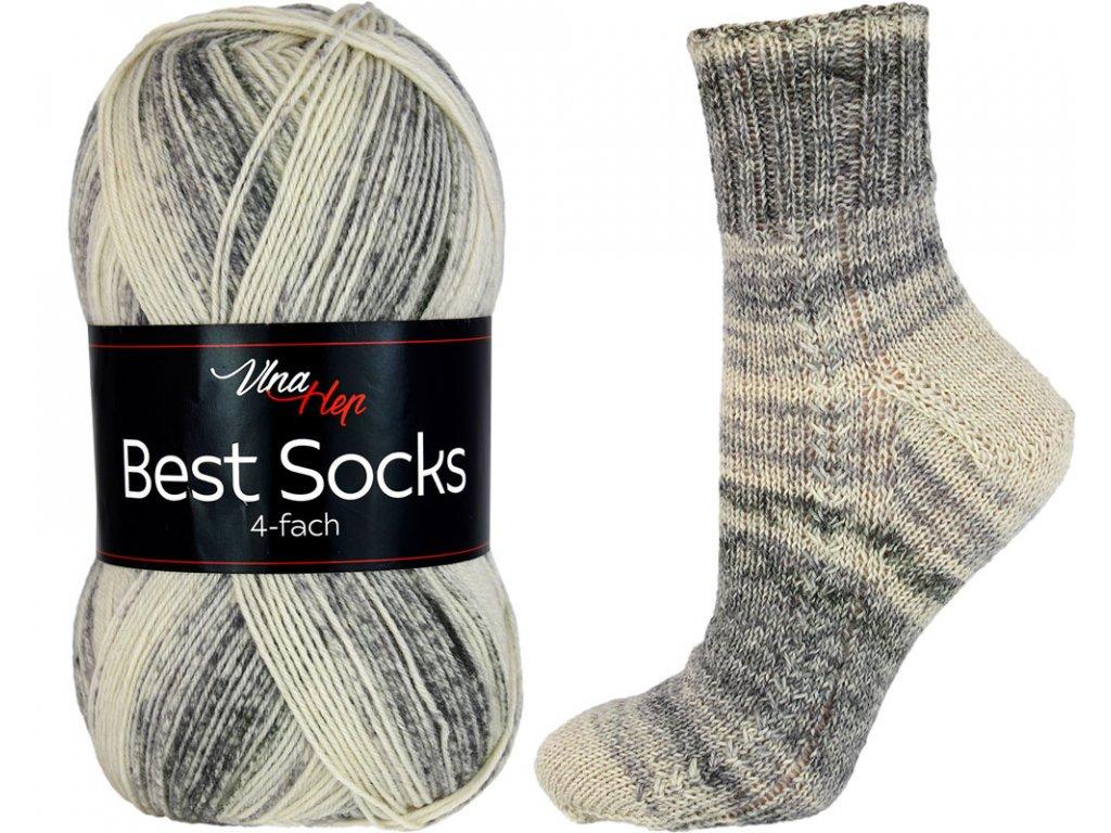 Best Socks (4fach) 7324
