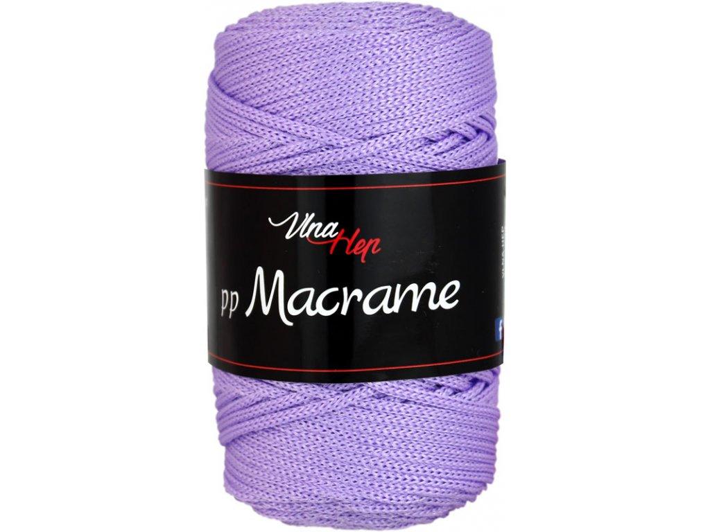 PP Macrame 4068 fialová