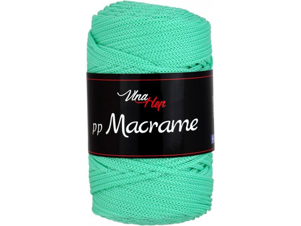 PP Macrame 4137 mentolová