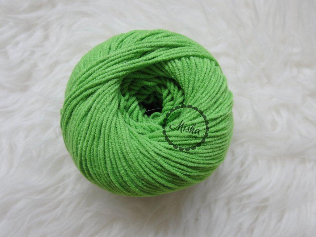 8161 světle zelená