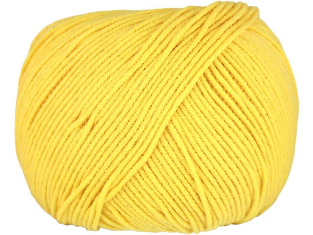 Jeans 8180 žlutá