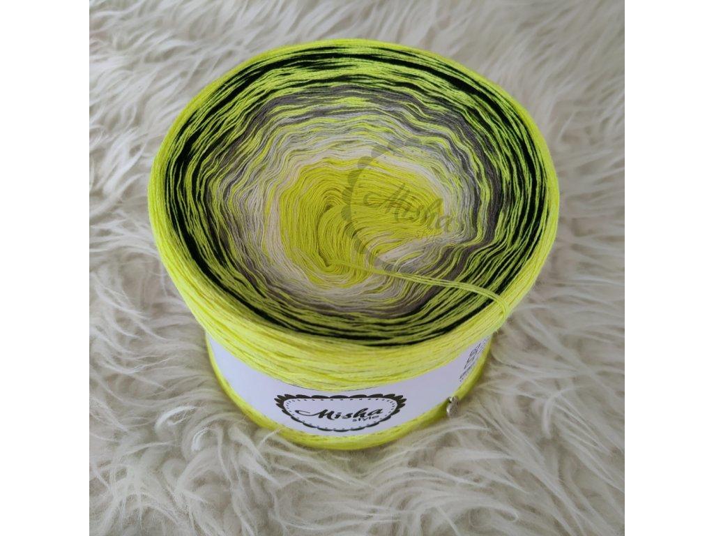 Mishastyle Neon yellow