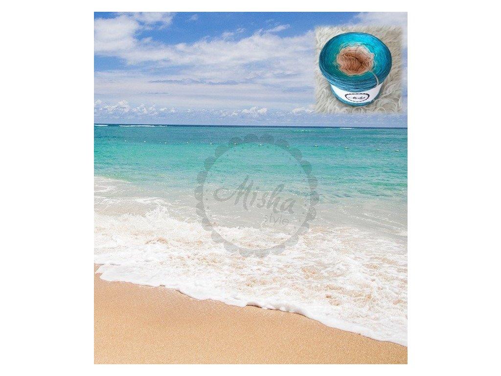 mořské pobřeží +