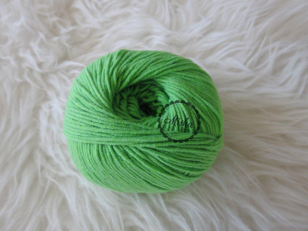 8302 neon zelená