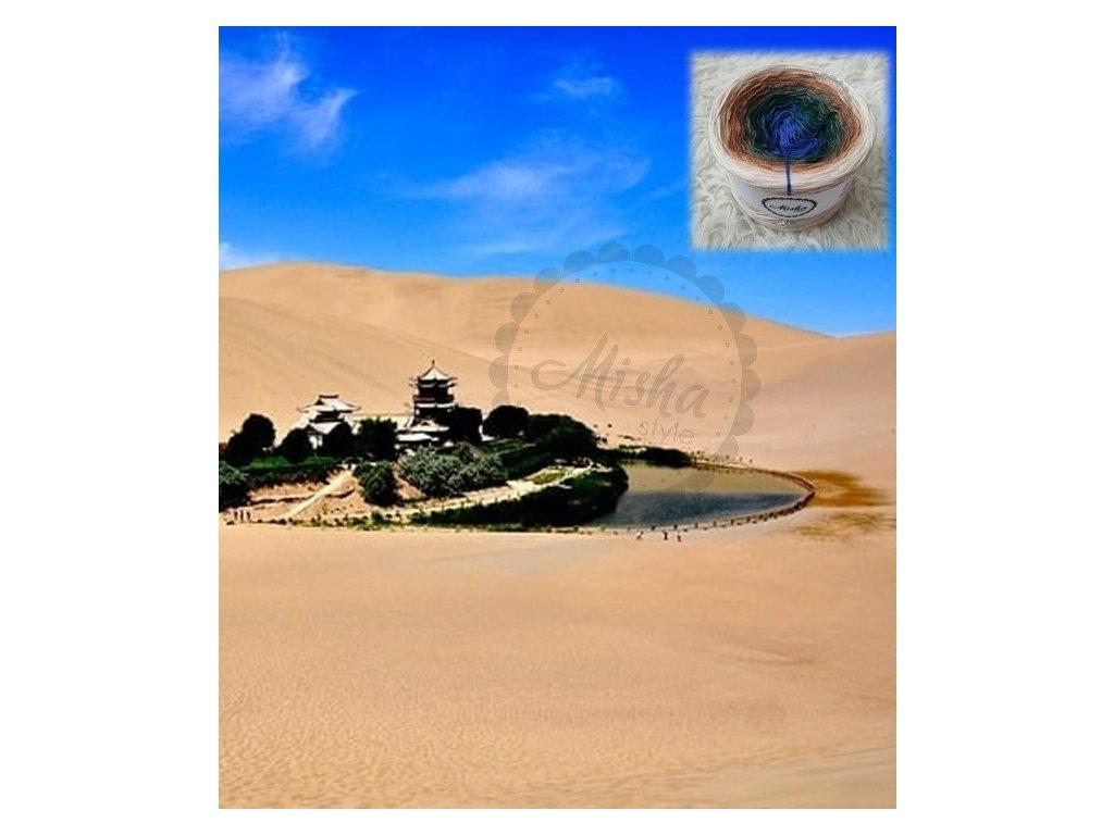 oáza na poušti +