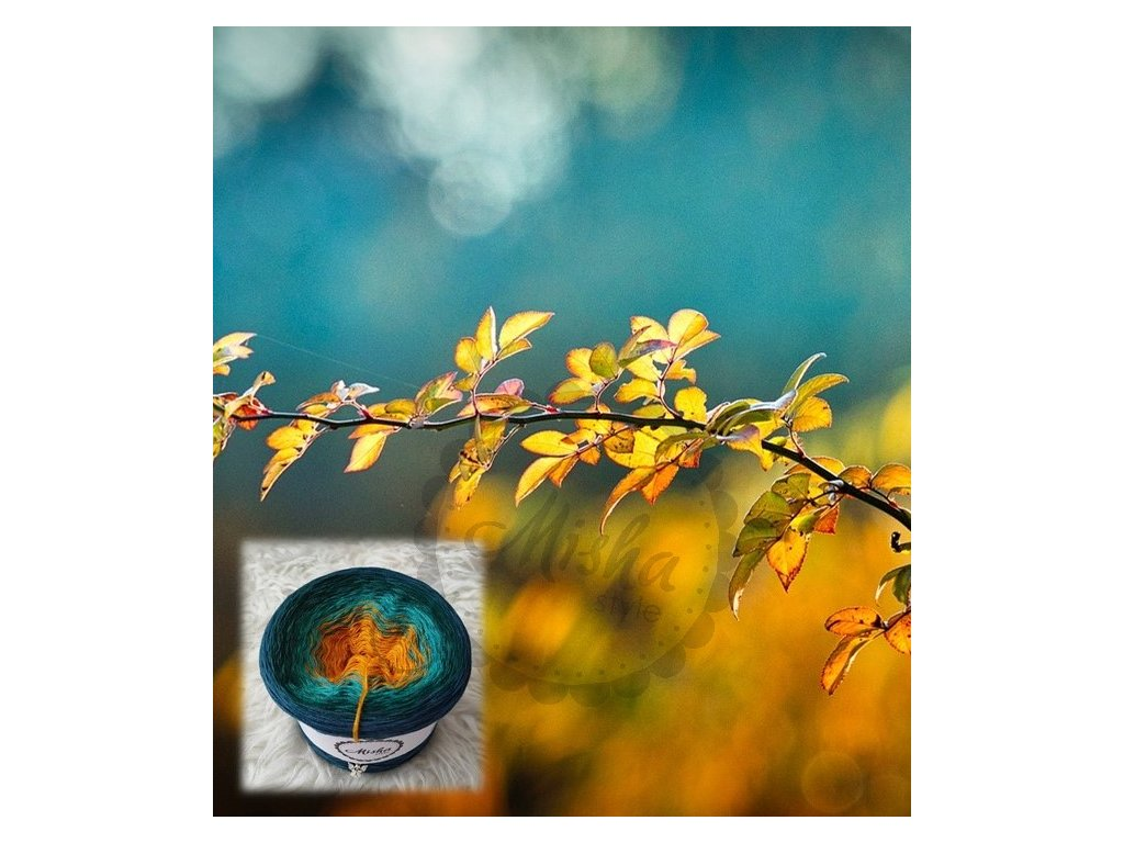 tajemství podzimu