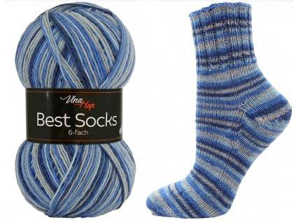 Best Socks (6-fach) 7031