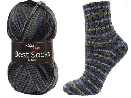 Best Socks (6-fach) 7032